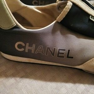 Authentic, Chanel sneakers, firm price